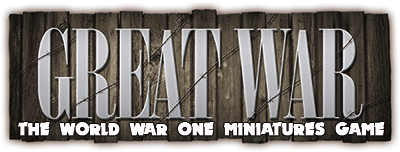 Great War - The World War One Miniatures Game