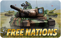 Free Nations- Canadian, French, Dutch and Australian Forces in World War III