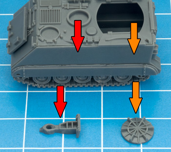 M113 Assembly (TIBX03)