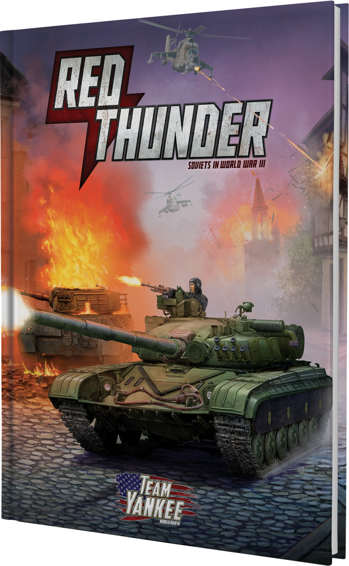 Red Thunder: Soviets in World War III
