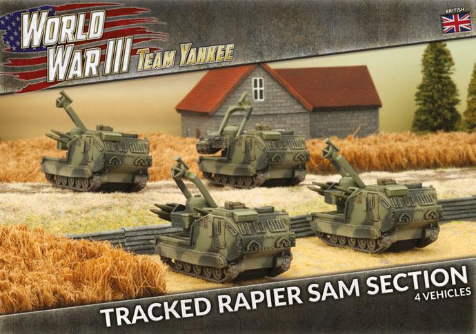 Tracked Rapier SAM Section (TBBX07)