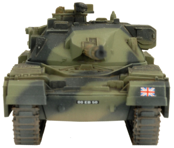 Charlie's Chieftains - British Armoured Squadron (TBRAB1)