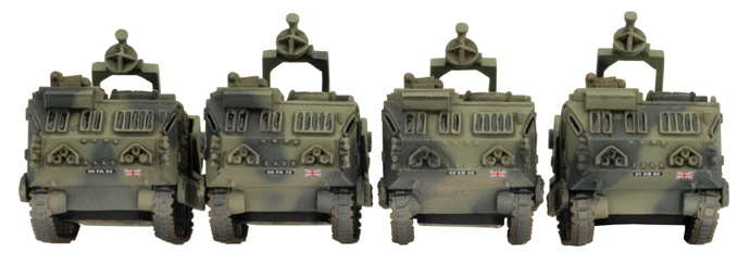 Tracked Rapier SAM Section (TBBX07)
