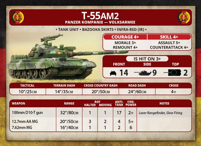 T-55AM2 Panzer Kompanie (TEBX03)