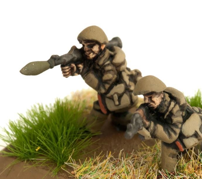East German Mot-Schützen Platoon (TEG702)
