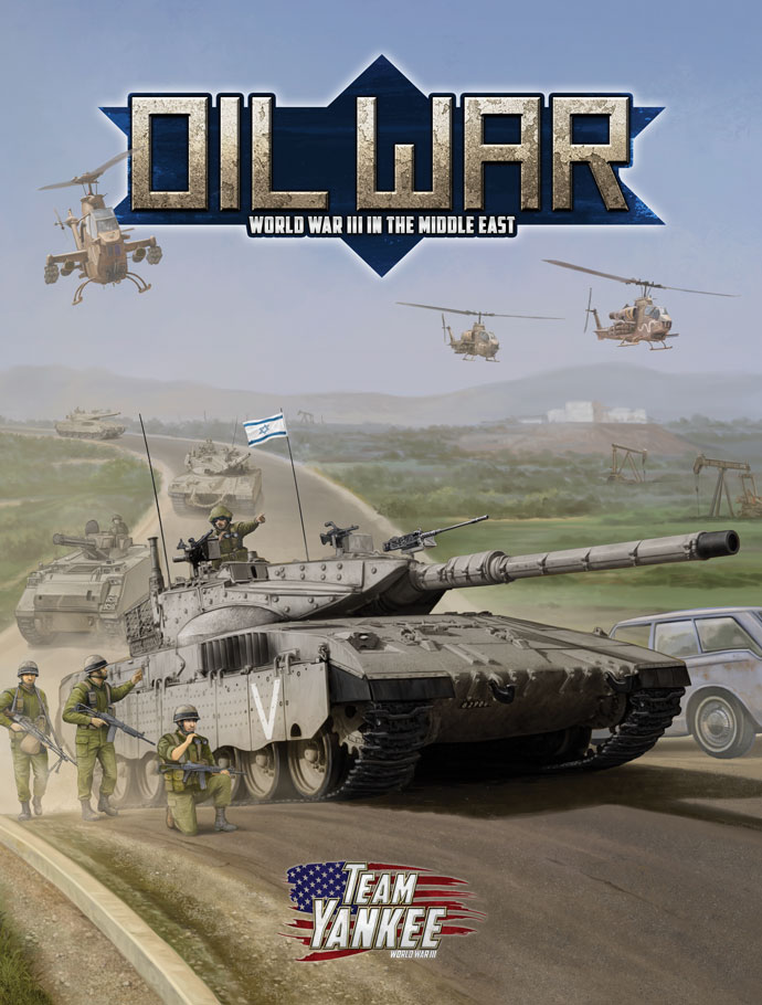 Oil War Book