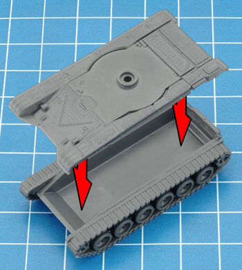 TOS-1 Thermobaric Rocket Launcher Battery Assembly(TSBX25)