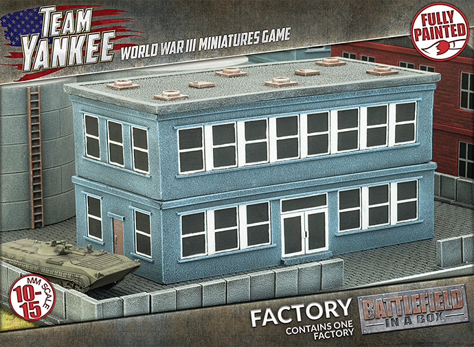 Factory Building (BB192)