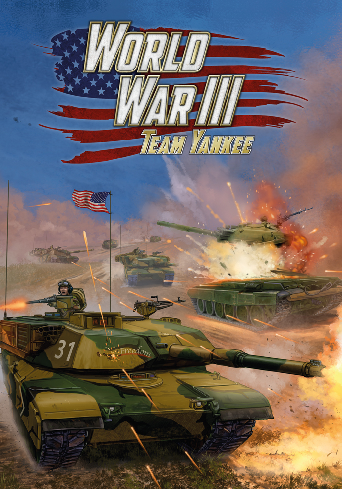 Missions for World War III: Team Yankee