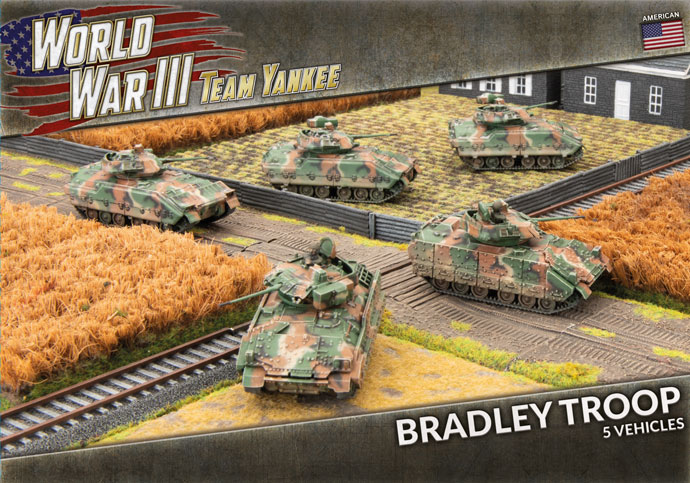Bradley Troop (TUBX19)