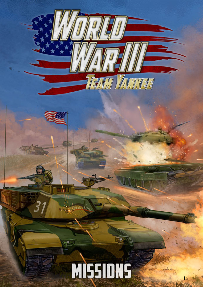World War III: Team Yankee Missions