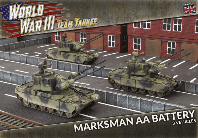 Chieftain Marksman AA Battery (TBBX14)