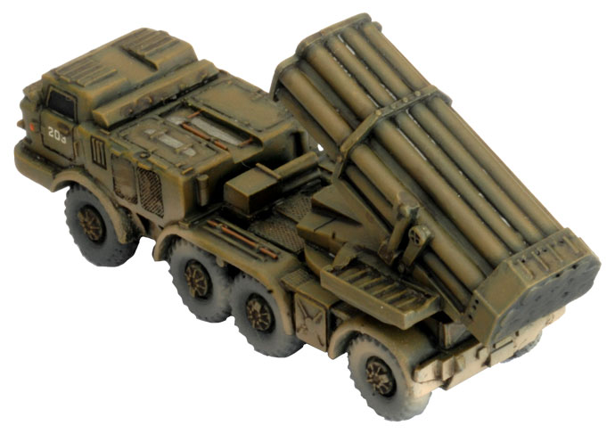 BM-27 Hurricane Battery (TSBX26)