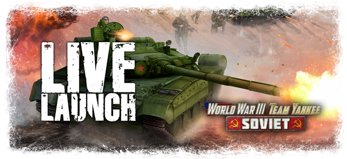 World War III: Soviet Live Launch Starts  November 13th