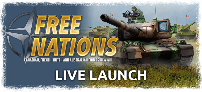 Free Nations Live Launch