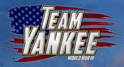 Team Yankee Flags