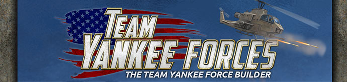 Team Yankee Forces