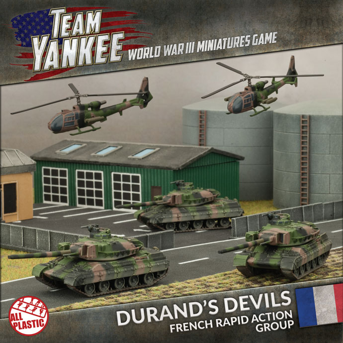 Durand's Devils Plastic Army Deal (TFRAB1)