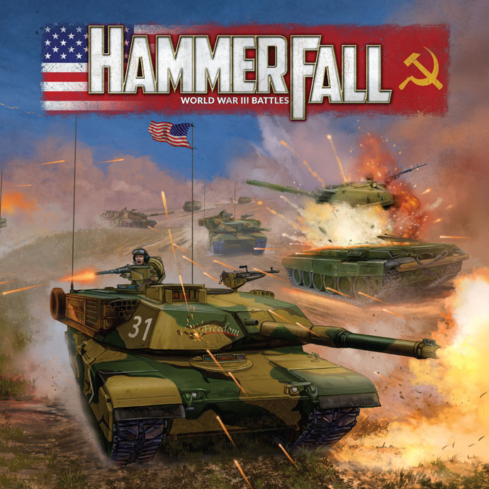 Hammerfall: World War III Battles (TYBX01)