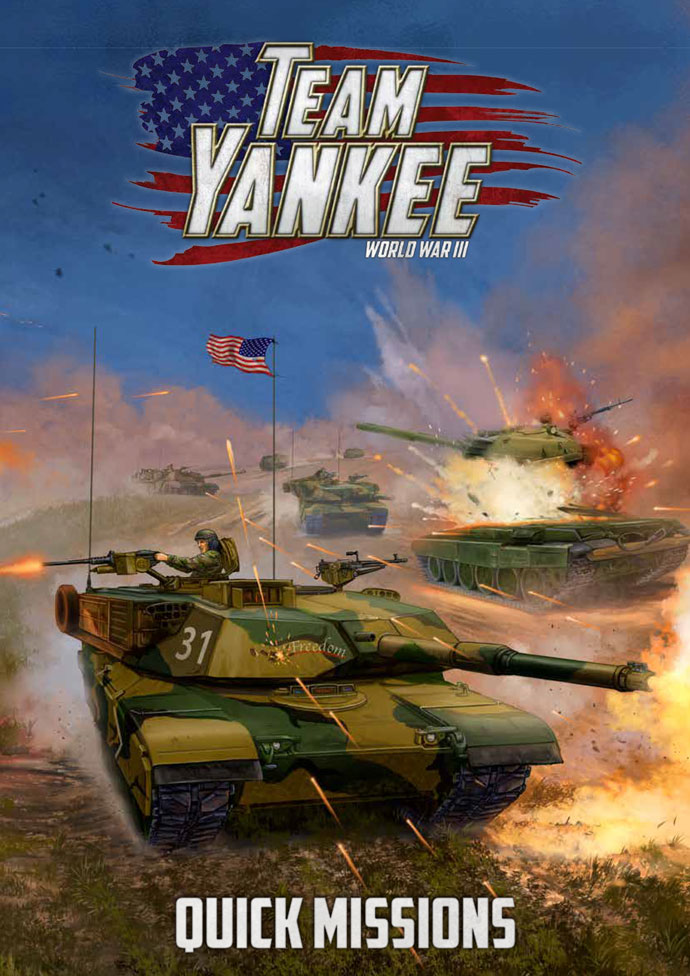 Team Yankee More Missions